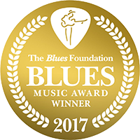 blues foundation award